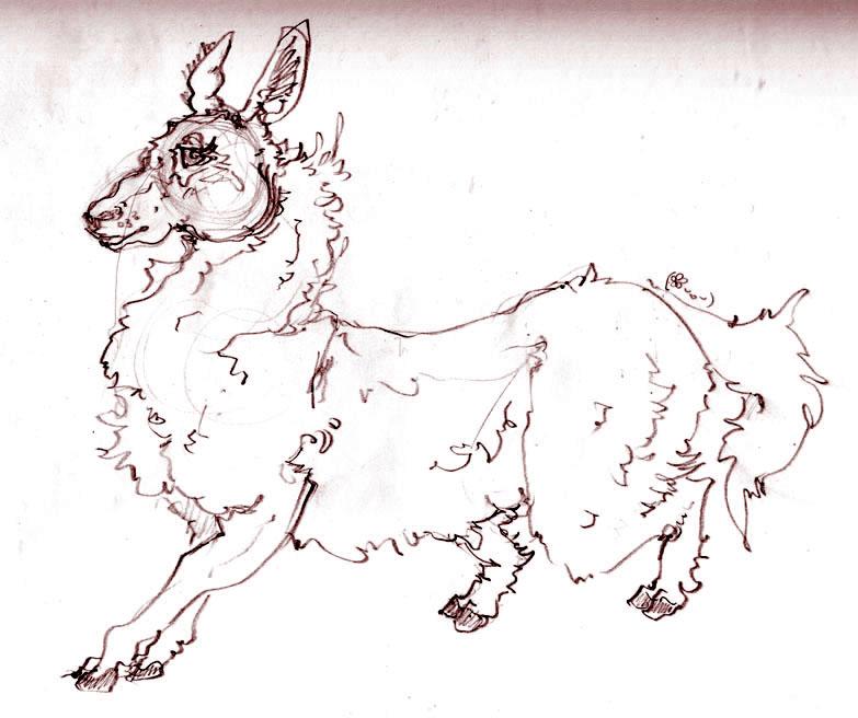 deer_rabbit_corgi_thing_by_serfiaso-d6mfzy0